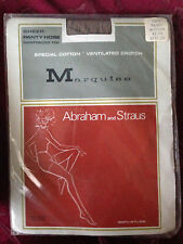 exciting! A&S Marqui nude medium sheer pantyhose