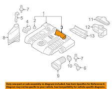 VW VOLKSWAGEN OEM 06-09 GTI Engine-Air Filter Element 06F133843A
