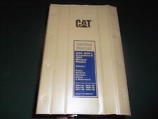 CAT CATERPILLAR 365C L EXCAVATOR MATERIAL HANDLER SERVICE SHOP REPAIR MANUAL V1