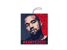NEW Car Air Freshener - Kanye West for President