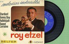 ROY ETZEL / Stardust, Hallelujah / BELTER 51.734 Press Spain 1966 EP EX