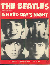 The Beatles A Hard Day's Night - A Complete Pictorial Record of the Movie