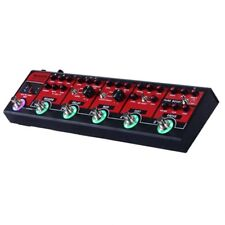 Mooer Red Truck Combined Effects Pedal Board