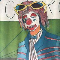 1960's Psychedelic Circus Festival Clown Comic Art Lithograph Print LSD DMT 420