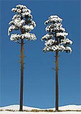 Busch HO 6156 Deux Pin de neige 195+210 mm haut#neuf emballage d'origine#