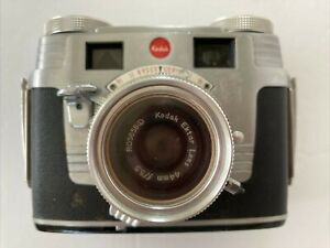 Kodak Signet 35 Camera Ektar Lens 44mm / f3.5 RM35916 ~ Estate Find ~ Not Tested