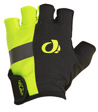 Pearl Izumi Elite Gel Bike Bicycle Cycling Gloves Screaming Yellow - Medium