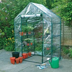 Extra Large Walk In Greenhouse Grow house Plant Vegetable Grow NEXT DAY DELIVERY