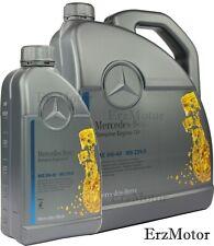 6 Liter Mercedes Benz MB 229.5 5W-40 5W40 Motoröl für Diesel und Benzin Motoren