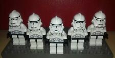Lego Star Wars minifigures - Collectible mini army of Episode 3 Clones