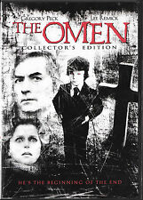 THE OMEN SPECIAL EDITION DVD  2-DISC