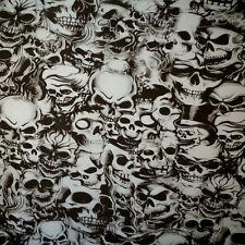 1m of Smoking Skulls (KHSS) 80cm hydrographics water transfer film