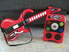 Simba My Music World Disco Gitarre mit Verstärker ab 6 Jahren Top Zustand!