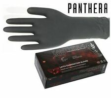 PANTHERA 300 - 50 x LONG LATEX GLOVES - X LARGE - TATTOO - EXPIRED