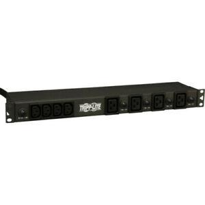 Tripp PDU1230 Lite PDU Basic 208V / 240V 24A 20 Outlet 15 ft Cord