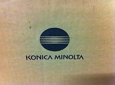 Original Konica Minolta Toner 303b mt-303b Noir 8937-749 Contenu 2 pièces
