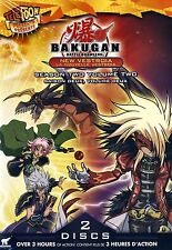 NEW 2DVD SET / BAKUGAN BATTLE BRAWLERS: NEW VESTROIA: SEASON 2, VOL. 2/ OVER 3HR