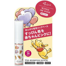 [ETTUSAIS DISNEY] WINNIE THE POOH Lip Essence Color Lip Balm (BABY PINK) STICK