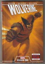 WOLVERINE SEASON ONE * Factory Sealed Hard Cover GN * HC Marvel Hulk SabreTooth