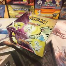 X1 Pokemon Booster Box Plastic Case Protective Box Protector for WOTC Display