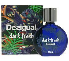 2x 50ml Herren Desigual Dark Fresh EdT Man Vaporisateur Neu & Ovp