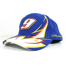 RARE Chase Authentics #9 Chase Elliot Nascar Racing Hat Adjustable Blue 93965