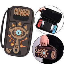 Zelda Sheikah Slate Schutz Tasche Für Nintendo Switch, Spiele und Zubehör