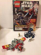 Lego Star Wars Brickmaster Book & Instructions #52999
