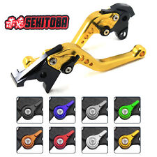 SEKITOBA Brake Clutch CNC Gold Levers for HYOSUNG GT250R 2006-2010 GT650R 2006