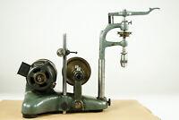 Boley Motor Bohrmaschine Uhrmacher Kombi Werkzeug Schleifen Sägen Vintage 60er