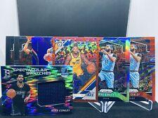 2019-20 Panini Prizm Silver Mike Conley Optic Spectra 7 Card Lot SP Utah Jazz