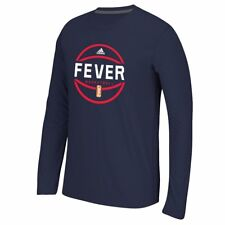 Indiana Fever Adidas Climalite Perfor. Ultimate Tee Long Sleeve T-Shirt Men's