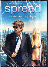 Spread, New DVD, Ashton Kutcher, Anne Heche, Rachel Blanchard