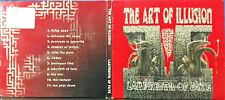 The Art Of Illusion - Labyrinth Of Fate (CD,2001,Artist's Label,Denmark INDIE)
