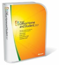 Microsoft Office Standard 2007 - NEW - FREE SHIPPING