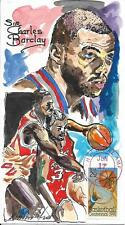"WILD HORSE HP ""SIR"" CHARLES BARKLEY  76ers TRADE BARKLEY TO PHONIX Sc 2560"