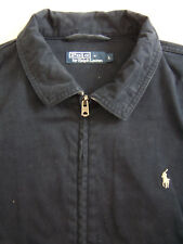Polo Ralph Lauren Harrington Jacket Mens grande XL Extra Suelto Azul Vintage RLP570 #
