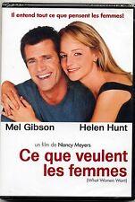 DVD - CE QUE VEULENT LES FEMMES -  Mel Gibson