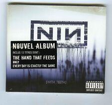 CD (NEW) NINE INCH NAILS WITH TEETH