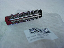 GENUINE FENDER MUSTANG VINTAGE BRIDGE RE-ISSUE CHROME ELECTRIC GUITAR ~ NEW