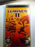 Lumines 2  PSP  GIOCO PAL ITA - NUOVO  SIGILLATO SEALED PRIMA RELEASE