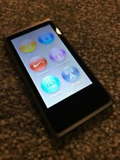 Apple iPod Nano 7th Generation 16gb - Space Grey - Very Good Condition
