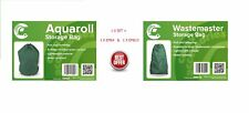 AQUAROLL / Wastemaster Storage Bag Green SET- EM64 / EM613.