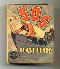 SOS Coast Guard     Big Little Book     1936      Whitman