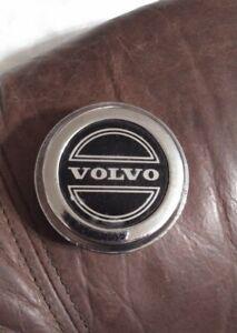 "Vintage Volvo 240/242 Virgo Center Cap.  Genuine factory 2-3/8"""