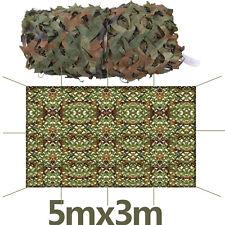 Bundeswehr Tarn Armee Army Camo Netz Tarnung 5x3m Army Tarnnetz 5x3m Camo
