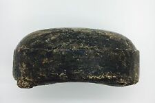African Black Soap Bar, Natural Ingredients, Lot of 6 Bars - Free Shipping