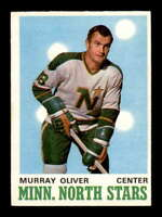 1970 O-Pee-Chee #167 Murray Oliver  EXMT/EXMT+ X1628023