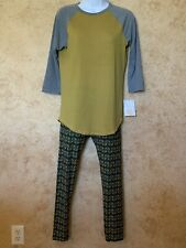 LULAROE -  RANDY and LEGGINGS set. NWT Size - XS And OS