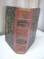 GRECIA / Thomas Hope : Anastasius, oro memorias of a griego 1 carta 1831